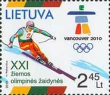 Lietuva Litauen 2010 MNH ** Mi. Nr. 1030