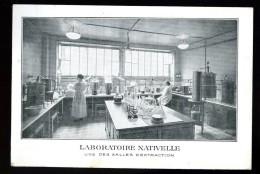 Cpa  Du 75 Paris 15ème Laboratoire Nativelle   BCH13 - Arrondissement: 15