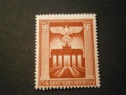 """Deutsches Reich Michel Nr. 829 """"Machtergreifung"""" Postfrisch - Allemagne"""
