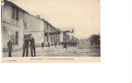 MAILLY LE CAMP - Le Camp Occupé Par Les Troupes Russes - Mailly-le-Camp