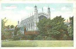 ETON CHAPEL - Inghilterra