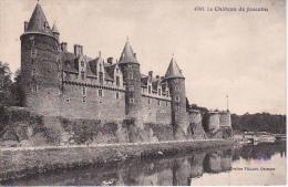CPA Le Château De Josselin - 1927 (0626) - Josselin
