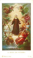 S. ROSA DA VITERBO - Mm. 65x110 - E - RB - CASA EDITRICE AC - SERIE. T. 116 - Religione & Esoterismo