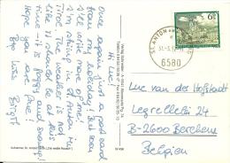Österreich 1992 St-Anton >> Berchem B - 1945-.... 2ème République
