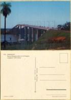Ak  Paraguay - Puento Remanso - Brücke,bridge - Paraguay