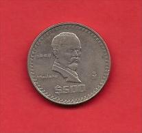 MEXICO, 1988, XF Circulated Coin, 500 Pesos, Copper Nickel, Km 529, C1802 - Mexico