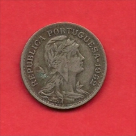 PORTUGAL, 1952, XF Circulated Coin, 50 Centavos,copper Nickel,   KM 577, C1831 - Portugal