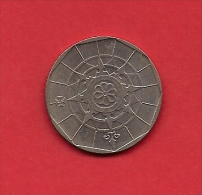 PORTUGAL, 1988, XF Circulated Coin, 20 Escudos, Copper Nickel,   KM 634, C1834 - Portugal