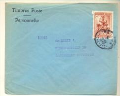 4v935 : N°583 :THUILERIES 1942 > Borgerhout - Briefe U. Dokumente