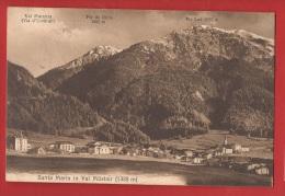 CGR1-14 Santa Maria Val Müstair  Val Muranza, Piz Da Rims , Piz Lad. Feldpost - GR Grisons