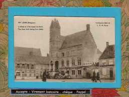 CPA : LOOS . 187 Hotel De Ville Datant De 1640 : La Guerre 1914.15 - Lo-Reninge