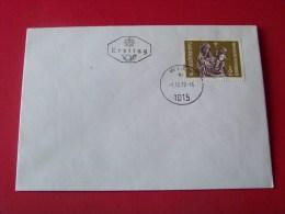 Österreich  Ersttags   Brief   1972    Mi. 1405    / ( T - 16 ) - Entiers Postaux