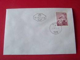 Österreich  Ersttags   Brief   1971    Mi.  1376    / ( T - 16 ) - Entiers Postaux