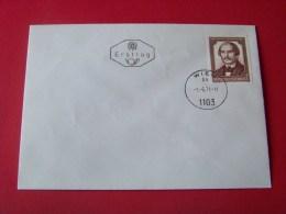 Österreich  Ersttags   Brief   1971    Mi.  1364    / ( T - 16 ) - Entiers Postaux