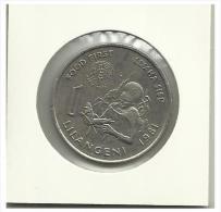 SWAZILAND - 1 Lilangeni - 1981 - Swaziland