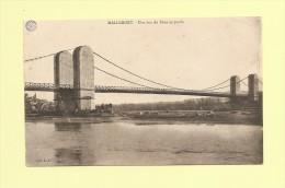 Mallemort - Une Vue Du Pont Suspendu - Non Classificati