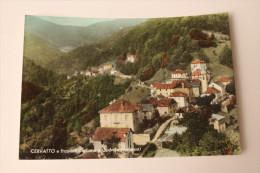 CARTOLINA DI CERVATTO - VERCELLI - Vercelli
