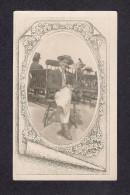 REAL PHOTO CABINET - VRAIS PHOTO POSTCARD - AROUND 1910 -1920 - PHOTO D'UN HOMME TRÈS BIEN HABILLÉ - Photographie