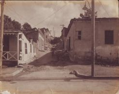 E4610 CUBA CUBA SANTIAGO PADRE PICO STREET 71/2 X 91/2 ORIGINAL FOTO - Places