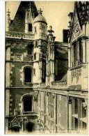 41 -- BLOIS  Le Château - Aile Louis XII Détail De La Facade Intérieure - Blois