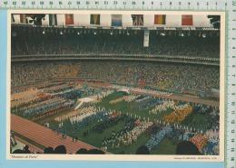 XXI Eme Olympiade Canada 1977  Ceremonie D'ouverture 23.5 X 16.5 Cm  2 Scans - Athlétisme