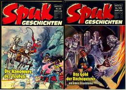 2 X Comic  -  Spuk Geschichten  -  Nr. 85 , 169 Von Ca. 1980 - Books, Magazines, Comics