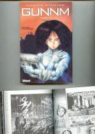 YUKITO KISHIRO , Manga Gunnm Tome 1 VF De Novembre 1995 - édition Glénat TTBE/NEUF - Mangas
