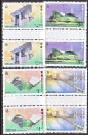 HONK KONG  788-91   **    GUTTERS  VIEWS - 1997-... Chinese Admnistrative Region