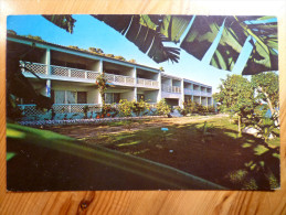 "Antigua - Blue Waters Hotel Or Half Moon Hotel "" Both Are Fun "" - (n°1501) - Antigua & Barbuda"