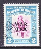 NORTH  BORNEO  M R  2   (o) - North Borneo (...-1963)