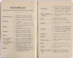 Petit Almanach Pour 1959 EXACOMPTA - Calendriers
