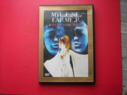 DVD SPECTACLE   MYLENE FARMER  MYLENIUM TOUR - Concerto E Musica