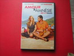 DVD  AMOUR & AMNESIE 50 FIRST DATES  ADAM  SANDLER   DREW BARRYMORE - Comedy