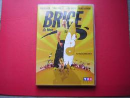 DVD  BRICE DE NICE JEAN DUJARDIN  CLOVIS CORNILLAC  ELODIE BOUCHEZ  BRUNO SALOMONE  UNFILM DE JAMES HUTH - Komedie