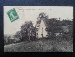 CP Carte Postale Port Lesney (Jura) Chapelle De Lorette (1) - Autres Communes