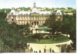 """Le Havre """"d'autrefois"""" Hotel De Ville Et Jardin Public La Cigogne N° 351/26 Toilée - Non Classés"""
