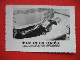 +DR.ANTON KOROSEC - Slowenien
