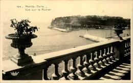 MONTE CARLO VUE SUR LE ROCHER - Monte-Carlo