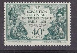 Océanie N° 80** - Unused Stamps