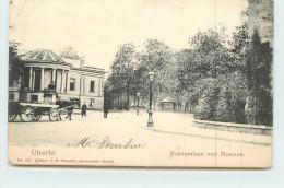 UTRECHT  - Museumlaan Met Museum. - Utrecht