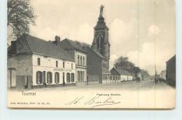 TOURNAI  - Faubourg Morelle. - Tournai