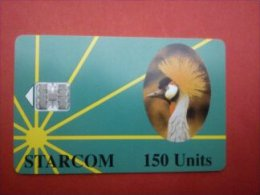 Starcom 150 Units  Used Rare 2 Photo´s - Phonecards