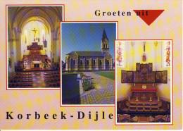 Korbeek-Dijle  Groeten Uit...AVM V.N. 93  1434 - Bertem