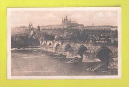 Prague Praha Ungelaufen Unused Bridge TCHEQUIE  TSCHASLAU - Tchéquie