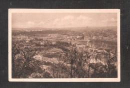 Prague Praha Pohled Z Rozhledny Na Petrine Ungelaufen Unused  TCHEQUIE  TSCHASLAU - Tchéquie
