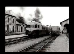 29 - CHATEAULIN - ATTENTION PHOTO DE 1953 - Gare - Train - Châteaulin