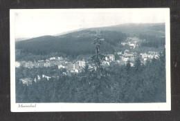 Marienbad Ungelaufen Unused  TCHEQUIE  TSCHASLAU - Tchéquie