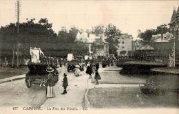 CPA  CABOURG , La Fête Des Fleurs - Cabourg