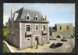 44 - LE CROISIC : Oeuvres De Vacances Des Organisations Agricoles De La Sarthe (voitures Anciennes DS, Peugeot - Le Croisic