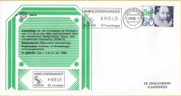 Nederland - Zegelkoerier Nederlandse Poststempels - Nijmegen 74e Vierdaagse Wandelsportorganisatie KNBLO - Nr. 1990/38 - Poststempel